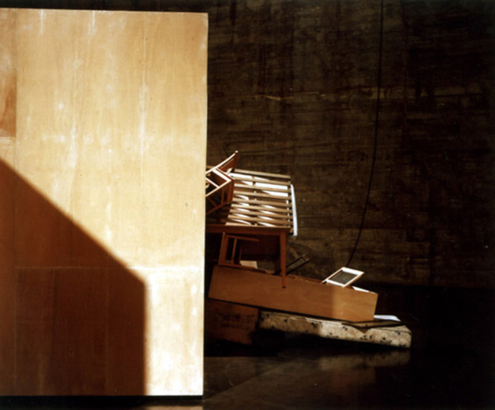 "Berço (Cradle), From the ""New"" series, 2004, Photography, 125 x 155 cm