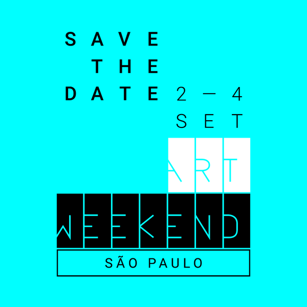 Art Weekend SP