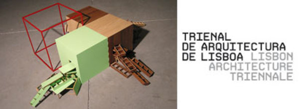 José Bechara At Lisbon Architecture Triennale