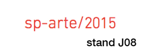 Sp Arte 2015 - April 9-12, Booth J08
