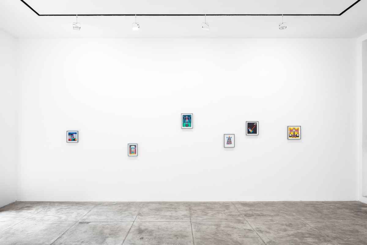 Elisabeth Wild, 2020. Exhibition View @ Galeria Marilia Razuk. Photo: Gui Gomes